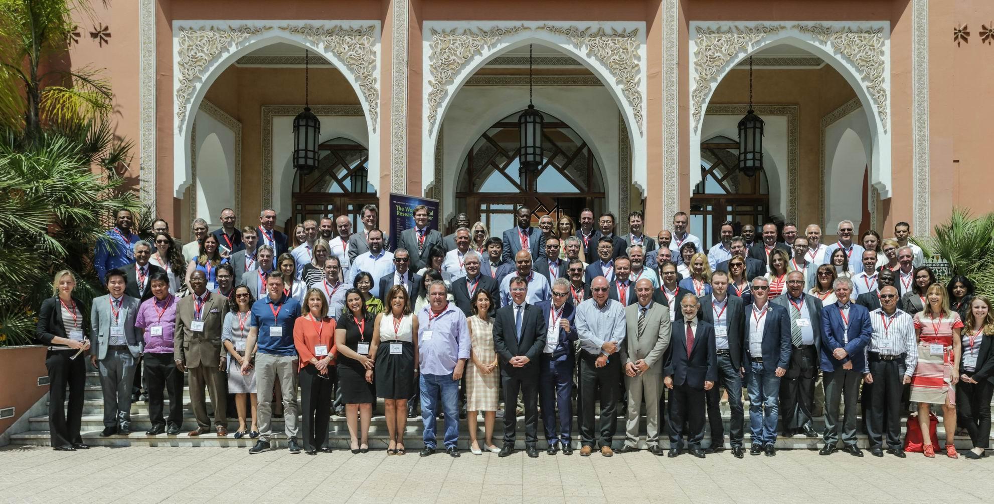 Teilnehmer der WIN/GALLUP INTERNATION-Konferenz 2016