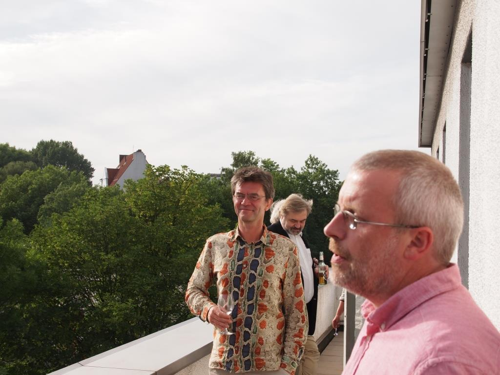 Uwe Stüve und Stephan Struck